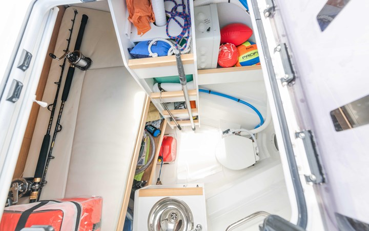 118 2017 JEANNEAU 54 Cruising Sailboat 2702778