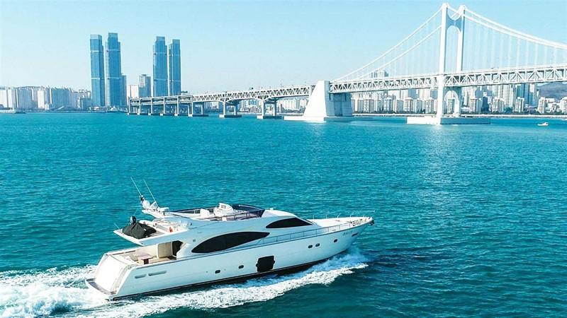 2008 FERRETTI 780 Motor Yacht 2544052