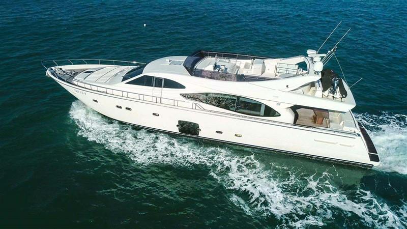 2008 FERRETTI 780 Motor Yacht 2544054