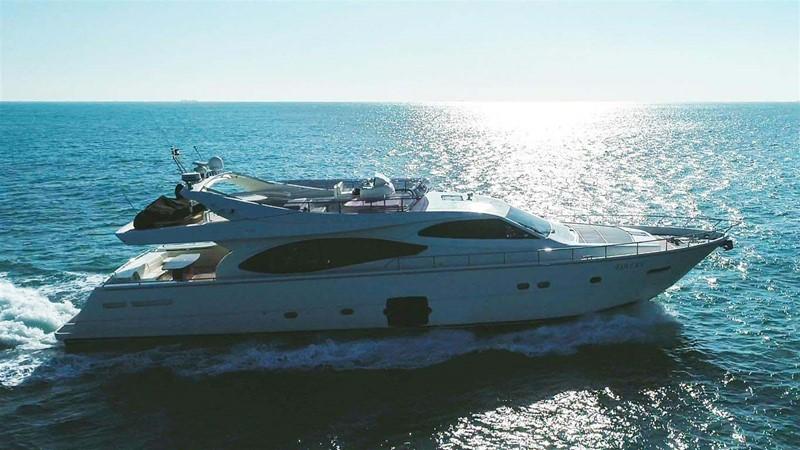 2008 FERRETTI 780 Motor Yacht 2544055