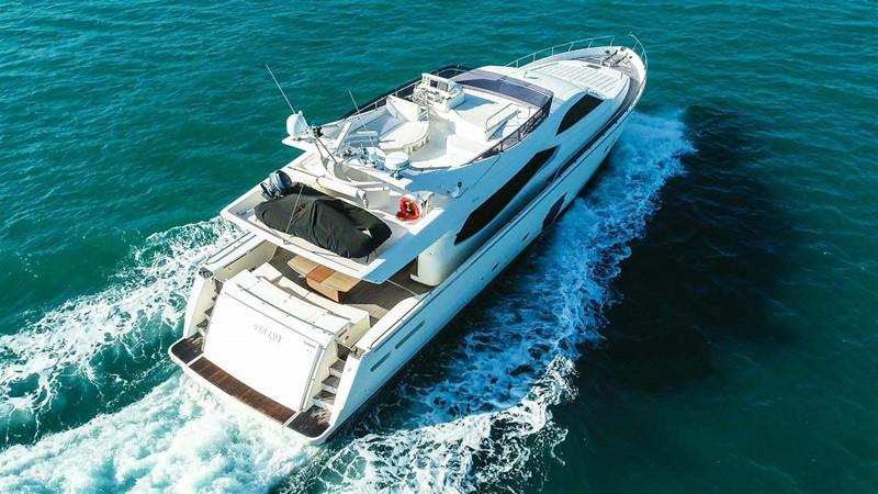 2008 FERRETTI 780 Motor Yacht 2544056