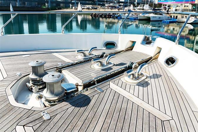 2008 FERRETTI 780 Motor Yacht 2544060