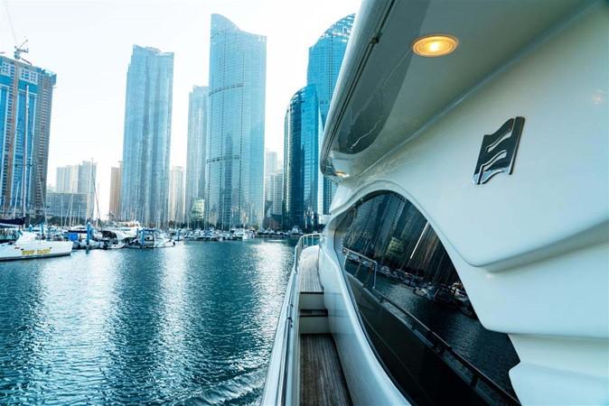 2008 FERRETTI 780 Motor Yacht 2544061