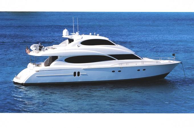 Profile 2002 LAZZARA Skylounge Motor Yacht 2544355