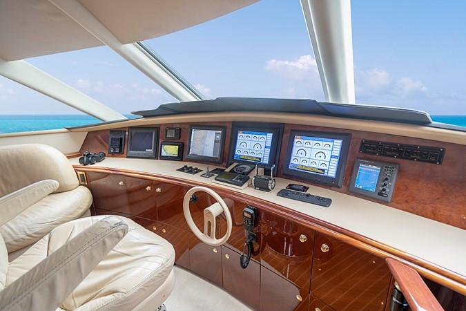 Helm 2002 LAZZARA Skylounge Motor Yacht 2563938