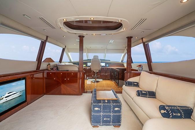 Skylounge 2002 LAZZARA Skylounge Motor Yacht 2563940