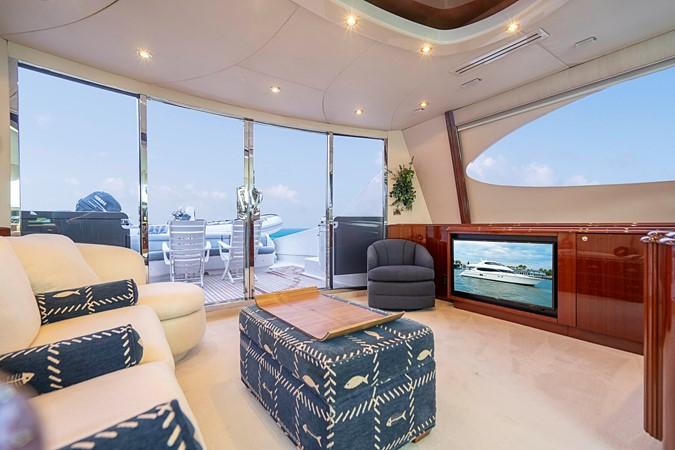 Skylounge 2002 LAZZARA Skylounge Motor Yacht 2563944