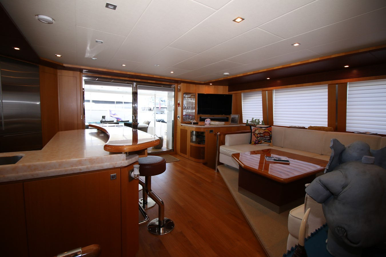 SALON/GALLEY 2014 HORIZON PC60 SKYLOUNGE Catamaran 2547244