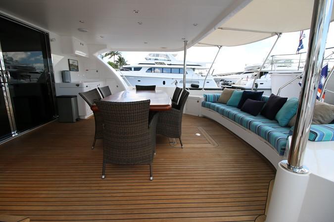 AFT DECK 2014 HORIZON PC60 SKYLOUNGE Catamaran 2547227