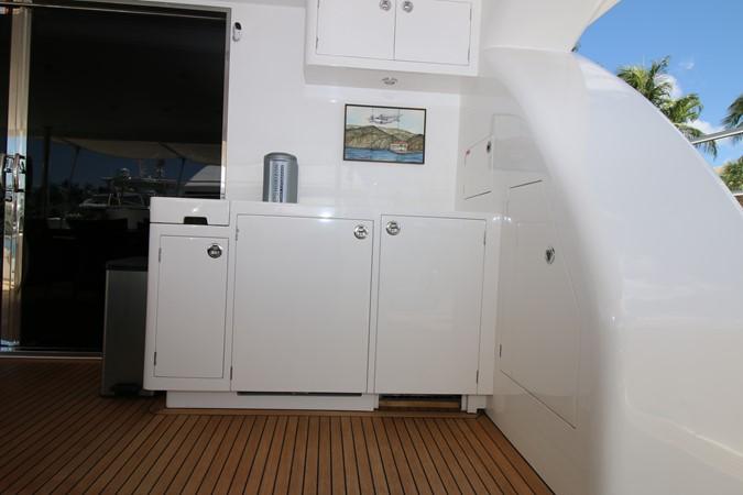 AFT DECK BAR 2014 HORIZON PC60 SKYLOUNGE Catamaran 2547229