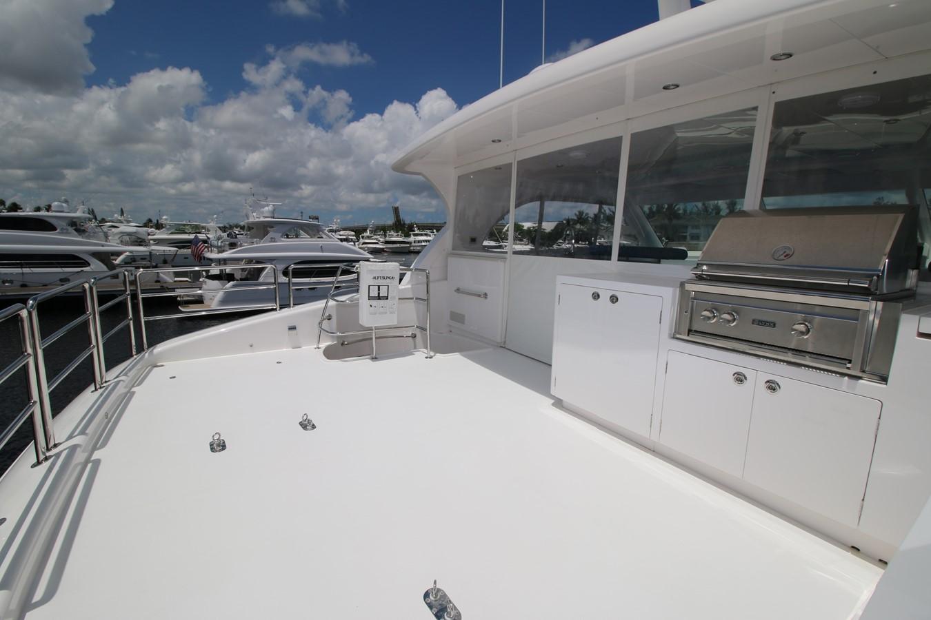 BRIDGE DECK 2018 HORIZON 60 PC Open Floorplan Catamaran 2547048