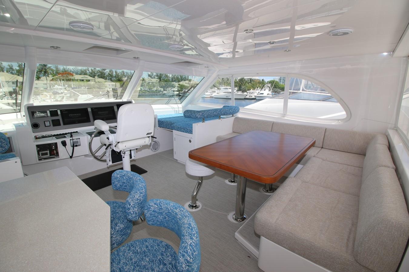 FLY BRIDGE 2018 HORIZON 60 PC Open Floorplan Catamaran 2547053