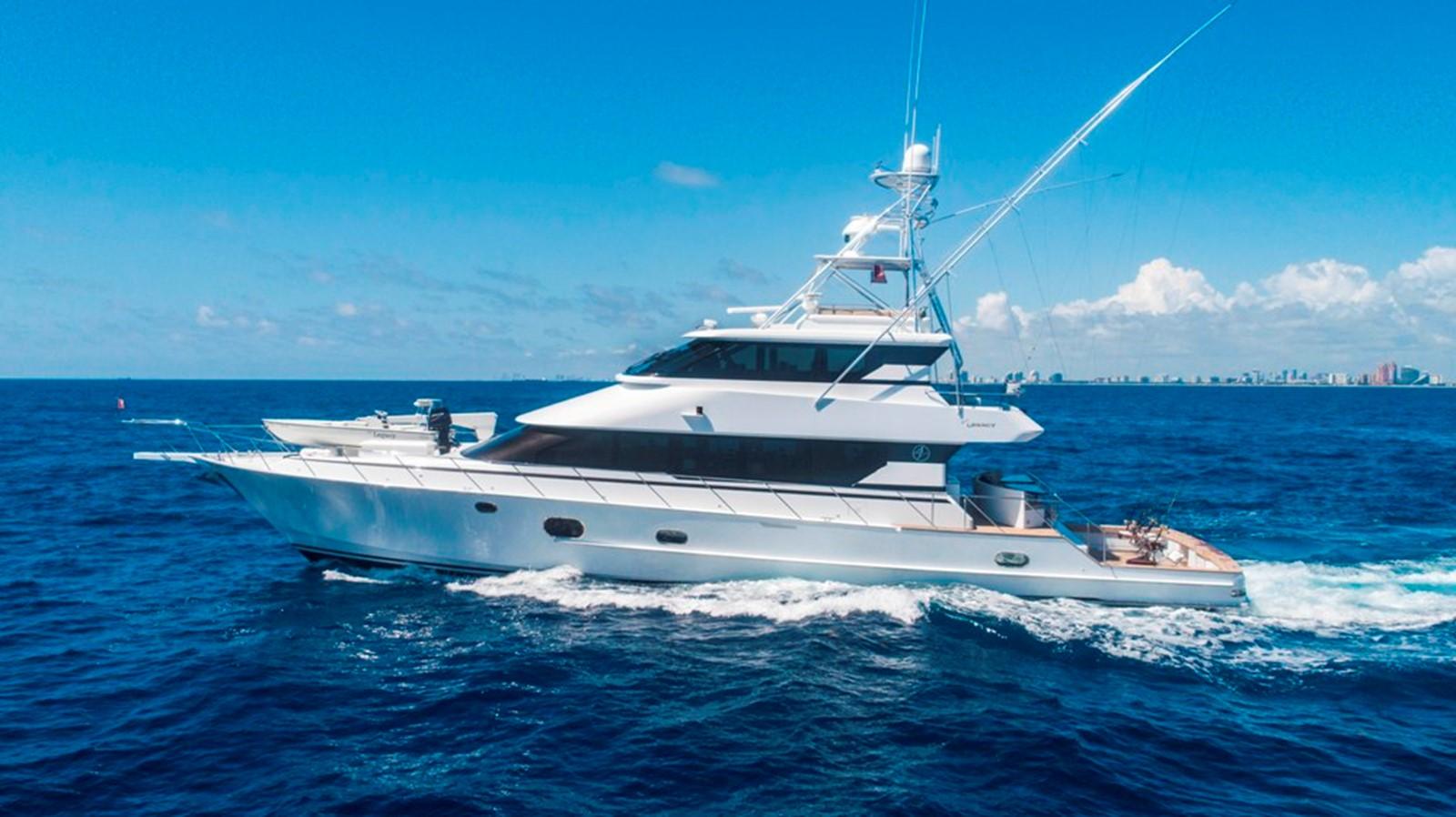 2008 AFFINITY YACHTS Yachtfisherman Sport Fisherman 2556861