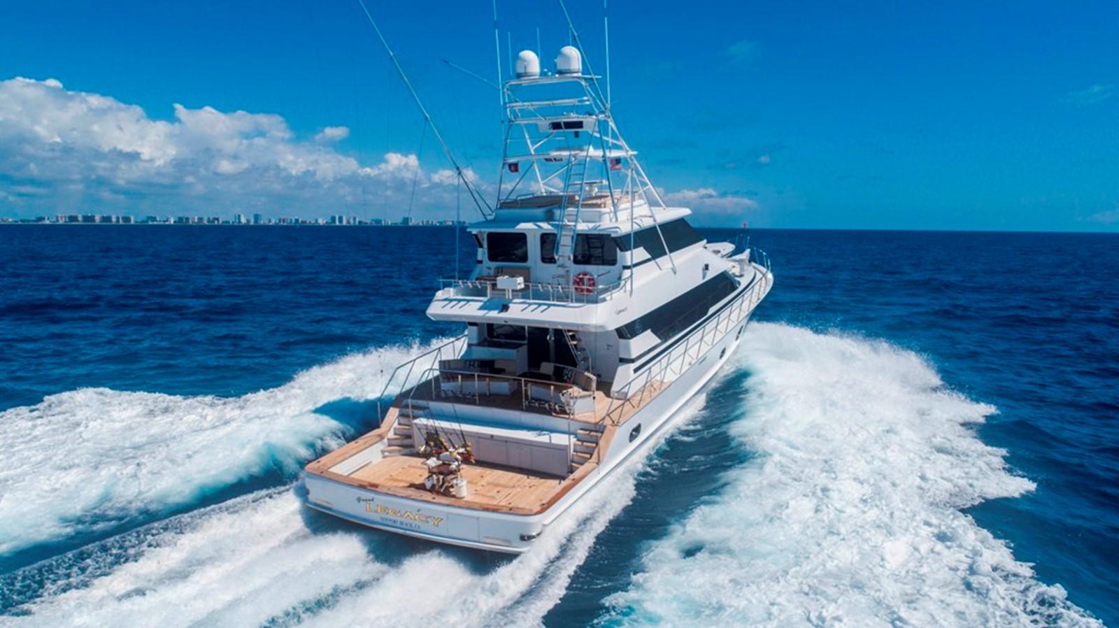 2008 AFFINITY YACHTS Yachtfisherman Sport Fisherman 2556948