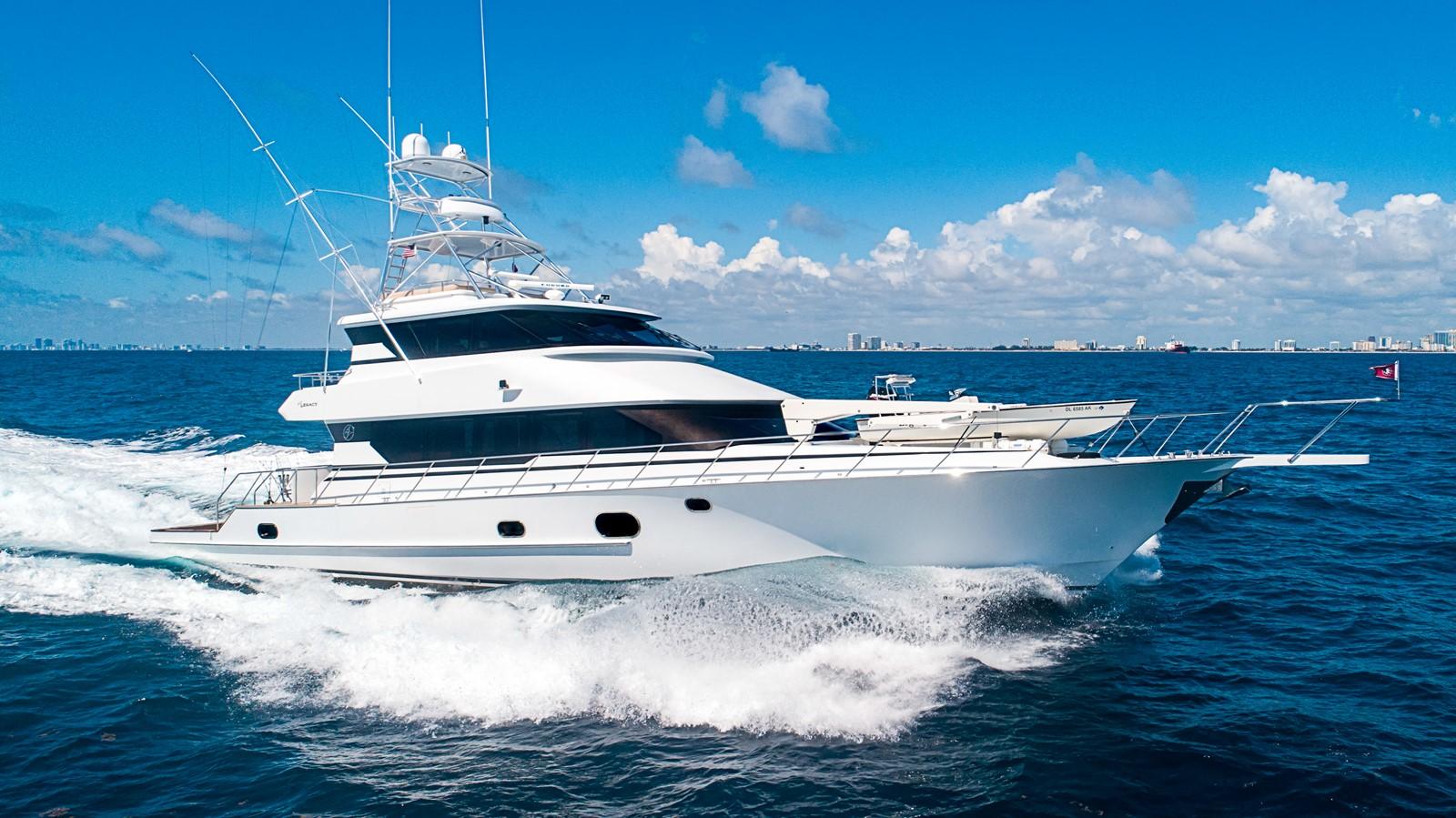 2008 AFFINITY YACHTS Yachtfisherman Sport Fisherman 2557851