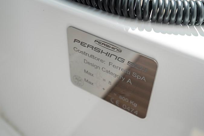 2013 PERSHING 50.1 High Performance 2545442