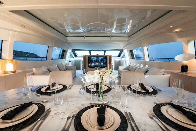 M/Y Neoprene Mangusta 108 - Salon 2002 OVERMARINE - MANGUSTA  Mega Yacht 2588252