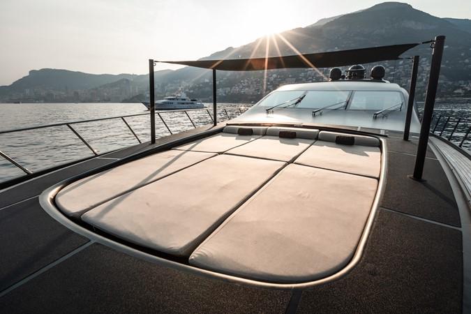 M/Y Neoprene Mangusta 108 - Foredeck 2002 OVERMARINE - MANGUSTA  Mega Yacht 2588254