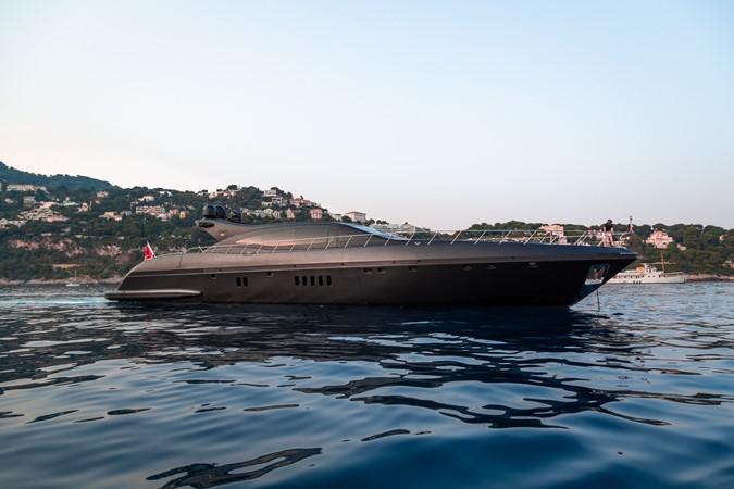 M/Y Neoprene Mangusta 108 2002 OVERMARINE - MANGUSTA  Mega Yacht 2588257