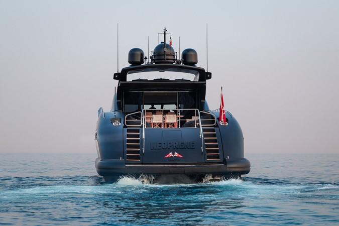 M/Y Neoprene Mangusta 108 2002 OVERMARINE - MANGUSTA  Mega Yacht 2588258