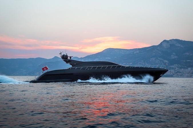 M/Y Neoprene Mangusta 108 2002 OVERMARINE - MANGUSTA  Mega Yacht 2588260