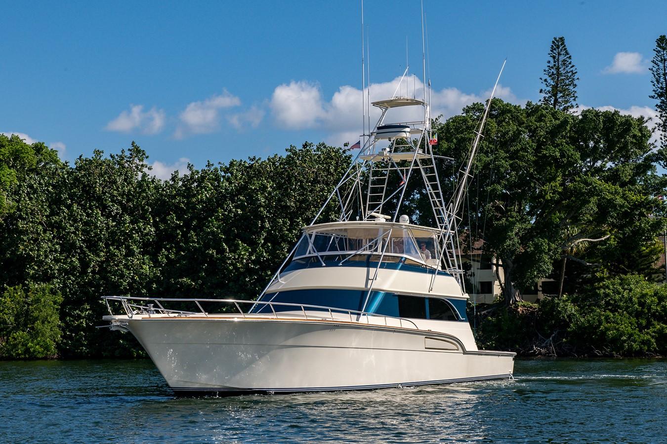 1995 DONZI 72 Convertible  Sport Fisherman 2545760