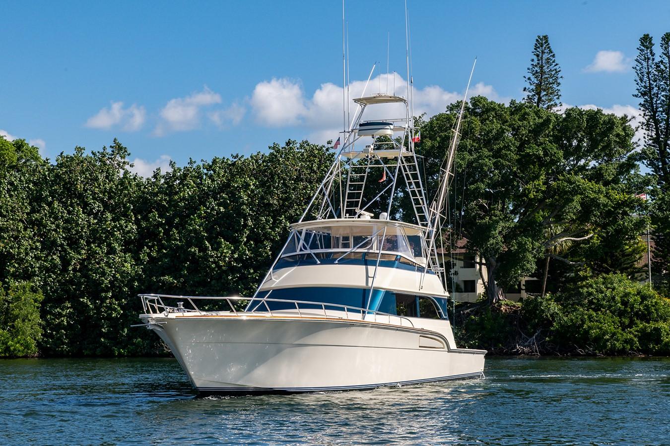 1995 DONZI 72 Convertible  Sport Fisherman 2545761