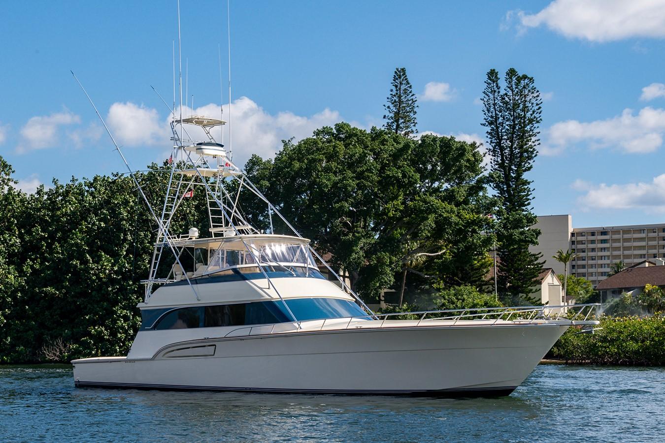 1995 DONZI 72 Convertible  Sport Fisherman 2545765