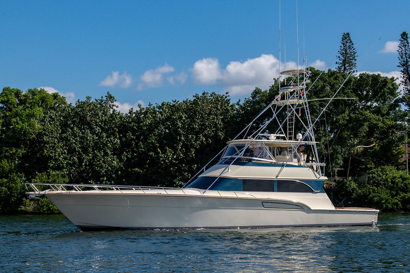 1995 DONZI 72 Convertible  Sport Fisherman 2545840