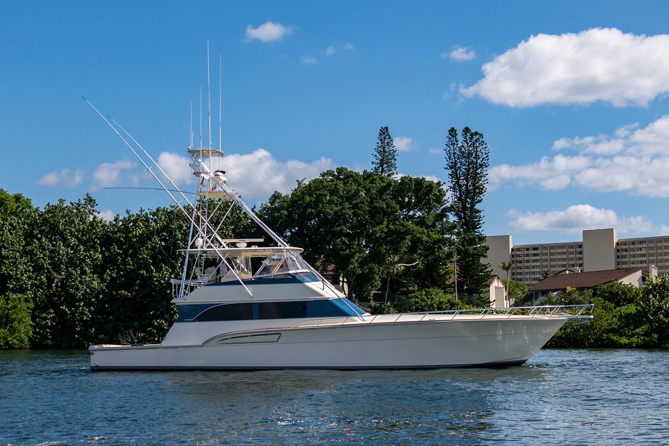 1995 DONZI 72 Convertible  Sport Fisherman 2545861
