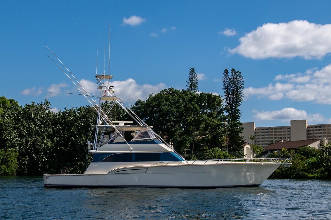 1995 DONZI 72 Convertible  Sport Fisherman 2545862