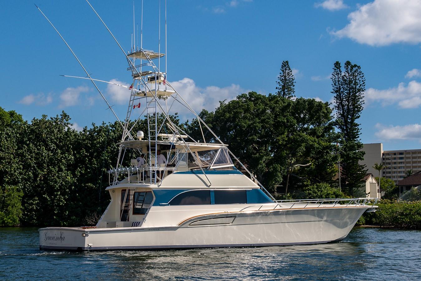 1995 DONZI 72 Convertible  Sport Fisherman 2545863