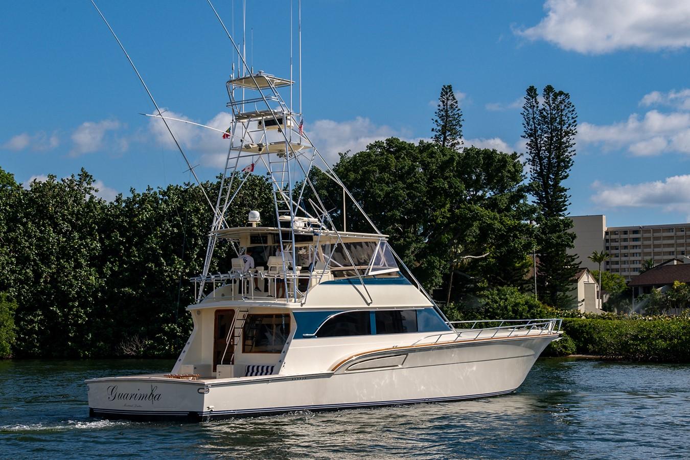 1995 DONZI 72 Convertible  Sport Fisherman 2545864