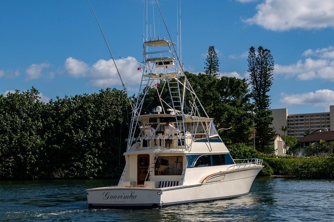 1995 DONZI 72 Convertible  Sport Fisherman 2545865
