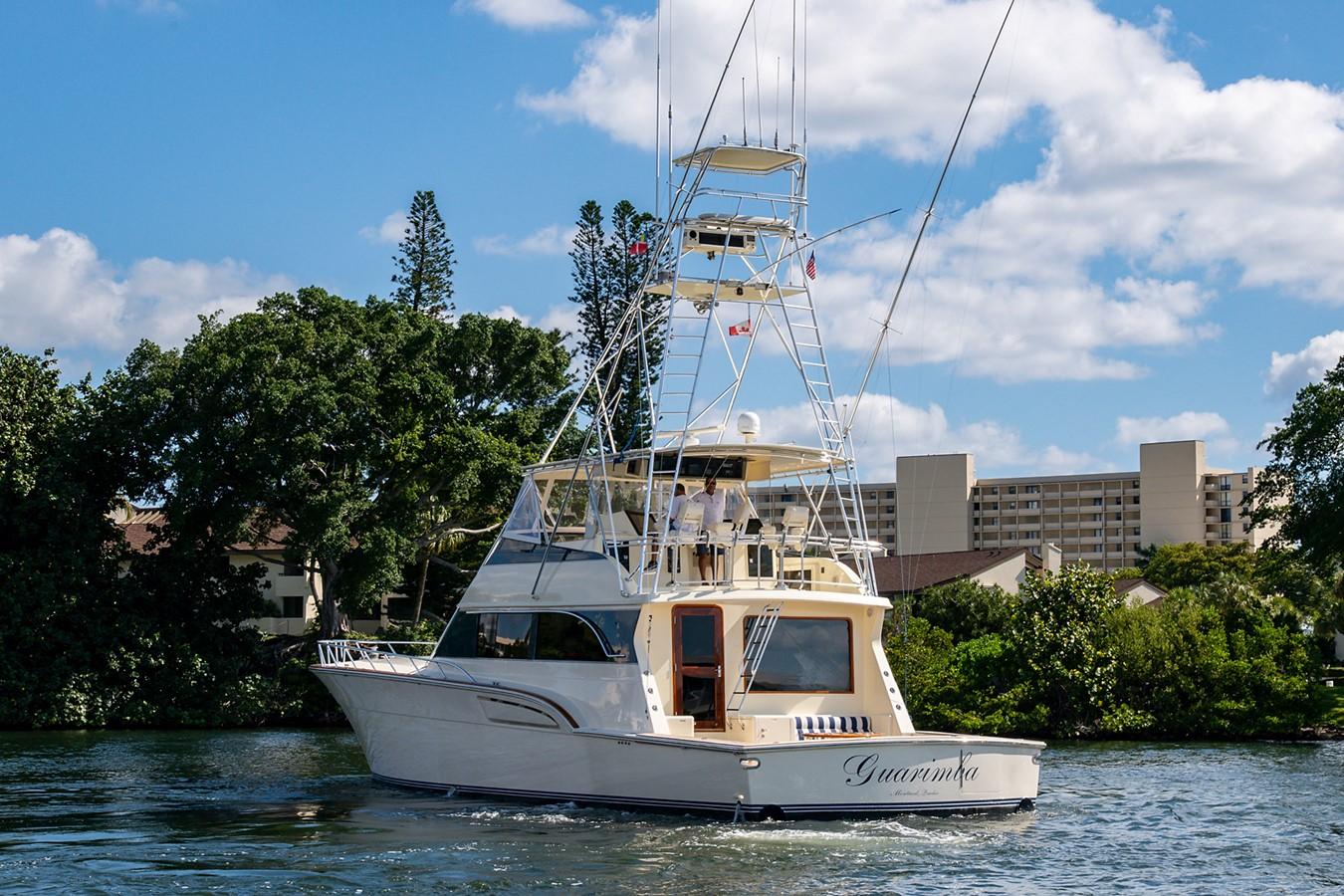 1995 DONZI 72 Convertible  Sport Fisherman 2545867