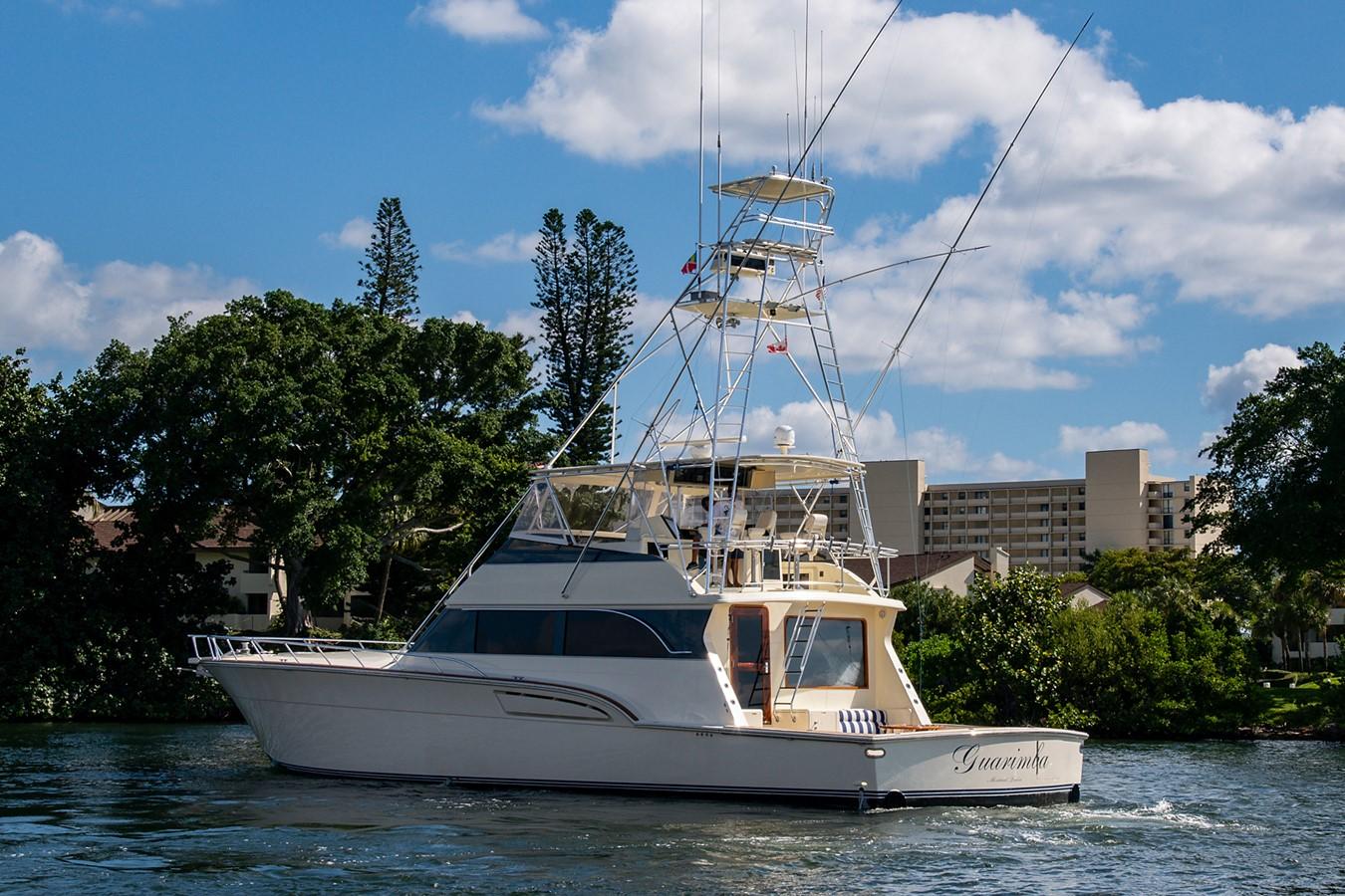 1995 DONZI 72 Convertible  Sport Fisherman 2545869