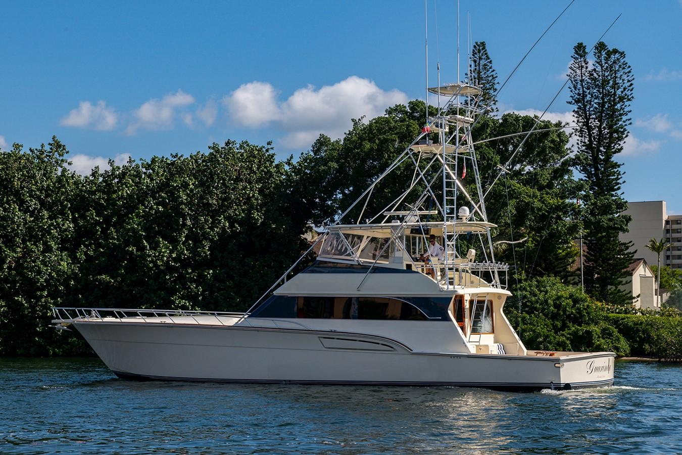 1995 DONZI 72 Convertible  Sport Fisherman 2545870