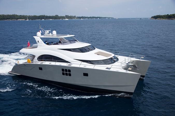 2011 SUNREEF 70 Power Catamaran 2546130