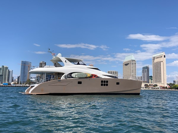 2011 SUNREEF 70 Power Catamaran 2546131