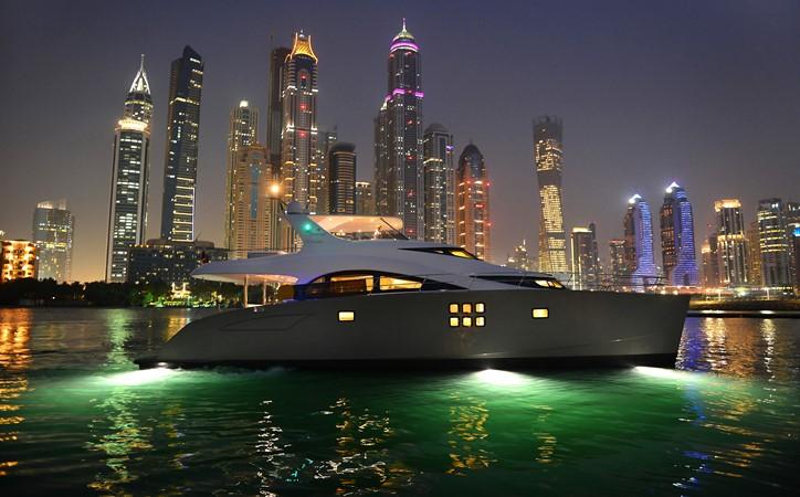 2011 SUNREEF 70 Power Catamaran 2546138