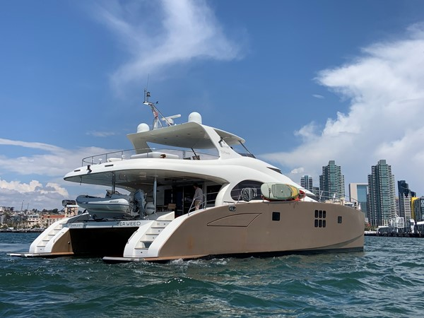 SEAWEED 2011 SUNREEF 70 Power Catamaran MLS #255215 | YATCO MLS - Yacht  Sales