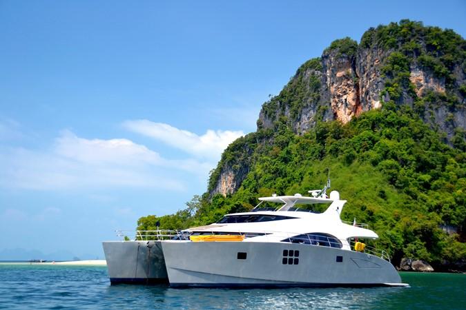 2011 SUNREEF 70 Power Catamaran 2546156