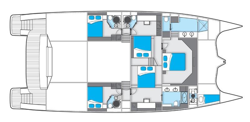 2011 SUNREEF 70 Power Catamaran 2551058