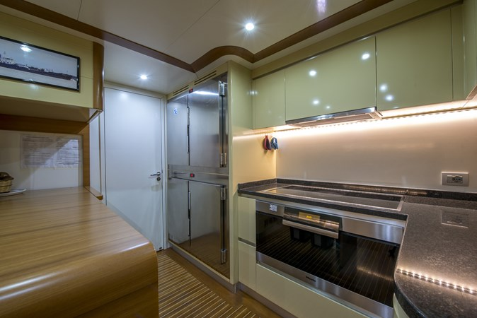galley2 2010 CANTIERE NAVALI  Motor Yacht 2547944