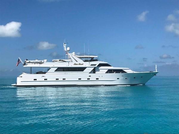 1990 BROWARD Custom Extended Motor Yacht 2546428