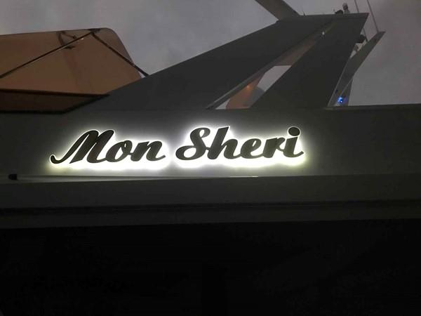 Mon Sheri 1990 BROWARD Custom Extended Motor Yacht 2546527