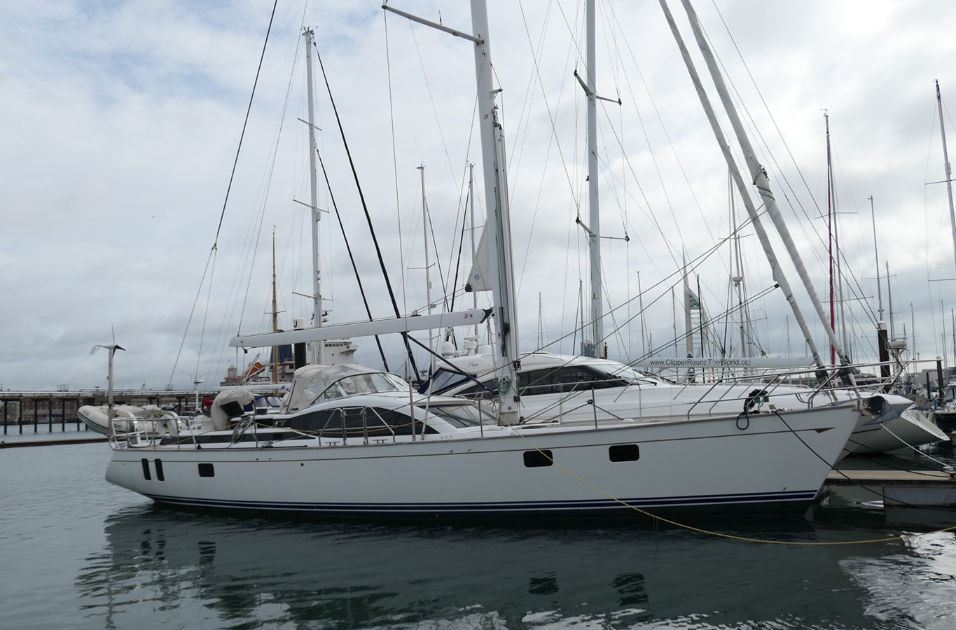 Discovery 57 2012 DISCOVERY Discovery 57 Cruising Sailboat 2546335