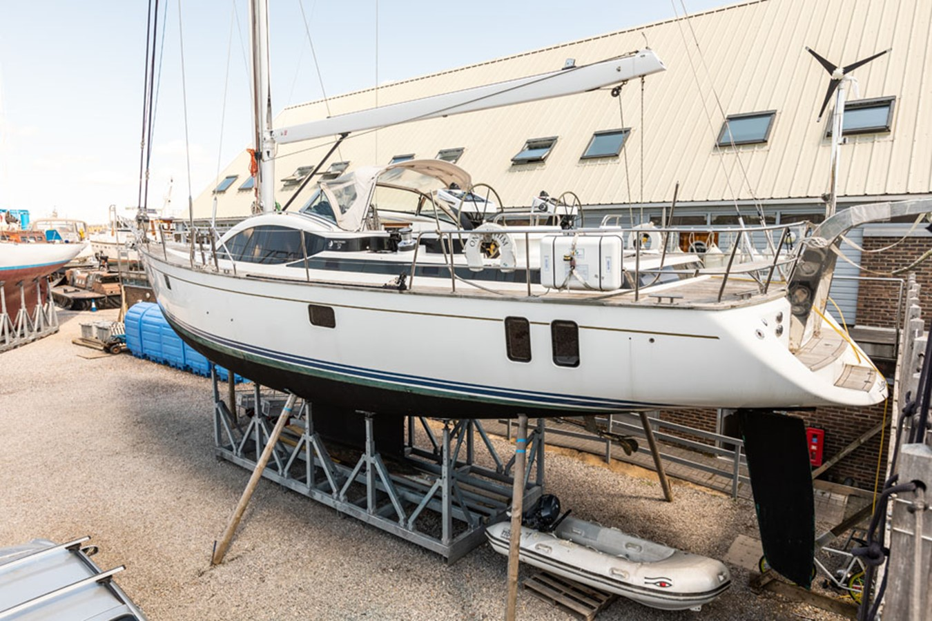 2012 DISCOVERY Discovery 57 Cruising Sailboat 2546375