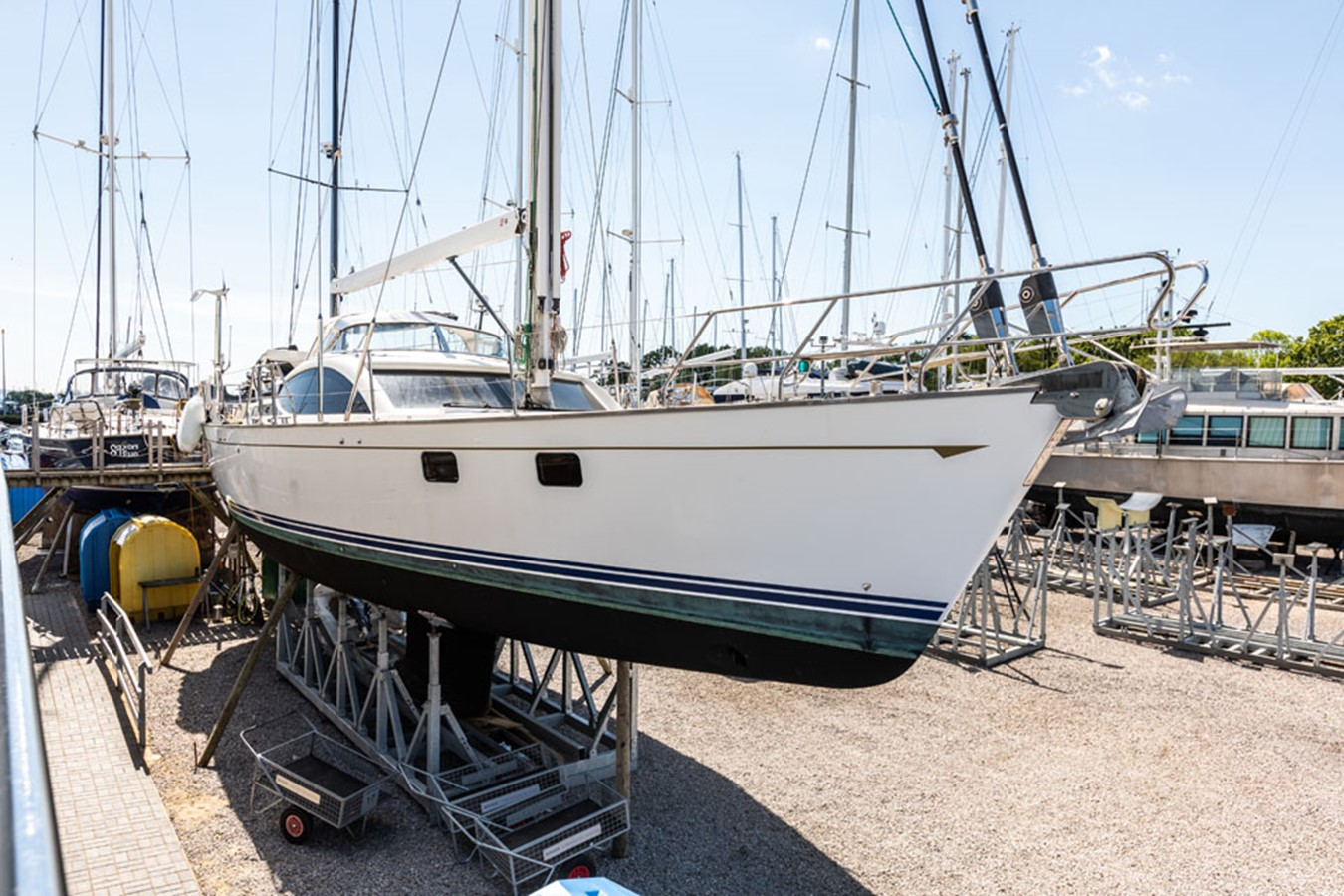 2012 DISCOVERY Discovery 57 Cruising Sailboat 2546376