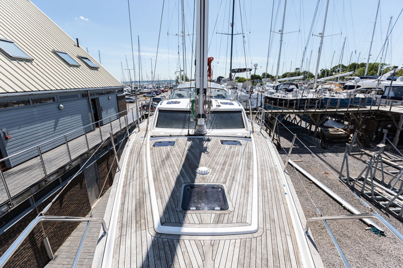 2012 DISCOVERY Discovery 57 Cruising Sailboat 2546380